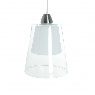 Luminaire Suspension Layer Blanc - Jean-Vier