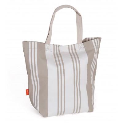 Sac Shopping Maia Blanc - Jean-Vier