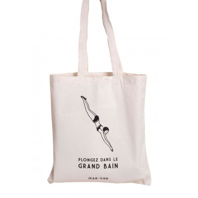 Tote Bag Plongeuse - Jean-Vier