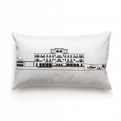 Housse de coussin Herria Guethary - Jean-Vier