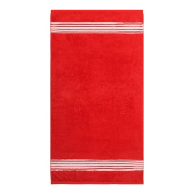 Shower towel Grand Hotel Rouge Sport Inversé - Jean-Vier