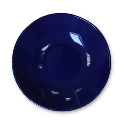 Assiette Creuse Chantaco Bleu - Jean-Vier