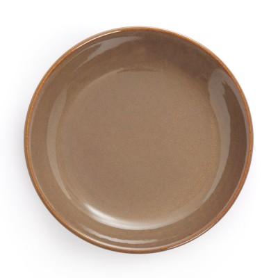 Assiette creuse Mauléon Terre