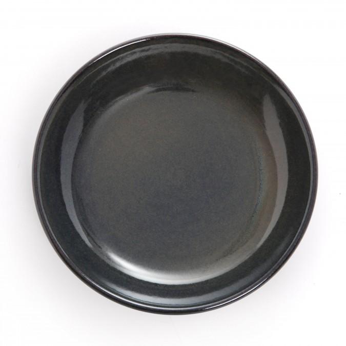 Soup plate Mauléon Bleu profond - Jean-Vier