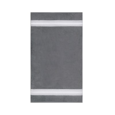 Asciugamano per ospiti Grand hôtel Gris Lapin inversé - Jean-Vier