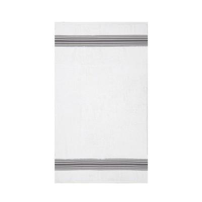 Guest towel Grand Hôtel Gris Lapin - Jean-Vier