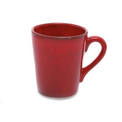 Mug Mauléon Rouge feu - Jean-Vier