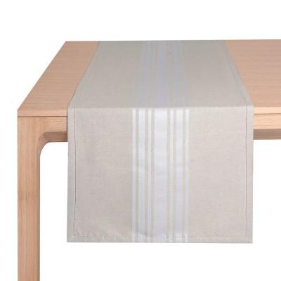 Tischläufer St-Jean-de-Luz Blanc - Jean-Vier