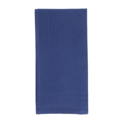 Serviette Einfarbig  Arnaga Bleu outremer - Jean-Vier