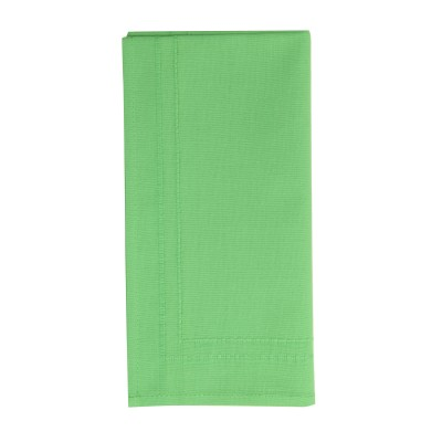 Tovagliolo tinta unita Arnaga Vert printemps - Jean-Vier