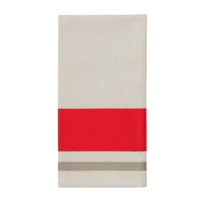 Striped napkin Donibane Griotte - Jean-Vier