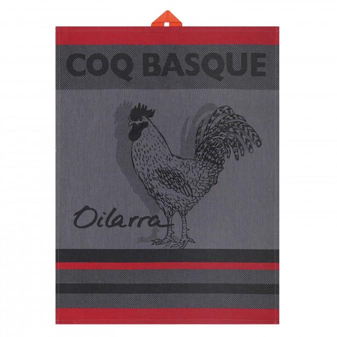Küchenhandtuchs Arnaga Coq Basque - Jean-Vier