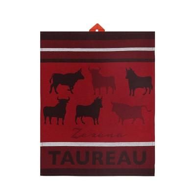 Toalha de mão Arnaga Taureau - Jean-Vier