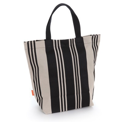 Shopping Bag Maia Noir - Jean-Vier