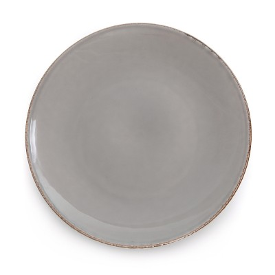 Dinner plate Chantaco Taupe