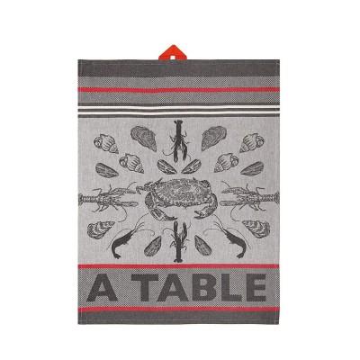 Toalha de mão Arnaga Crustacé - Jean-Vier
