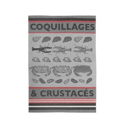 Pano de prato Arnaga Crustacé - Jean-Vier