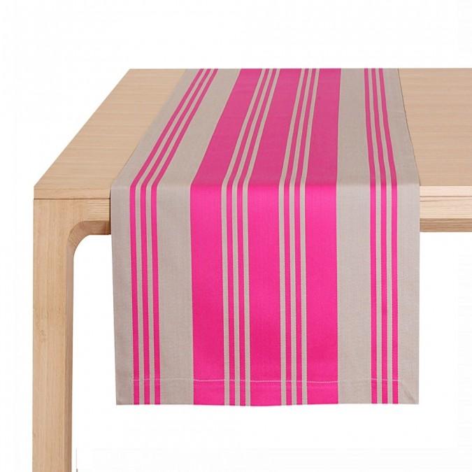Tischläufer Maia Rose - Jean-Vier