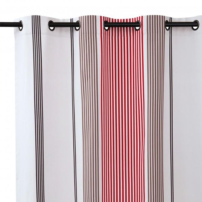 Vorhang Bera Cravate - Jean-Vier