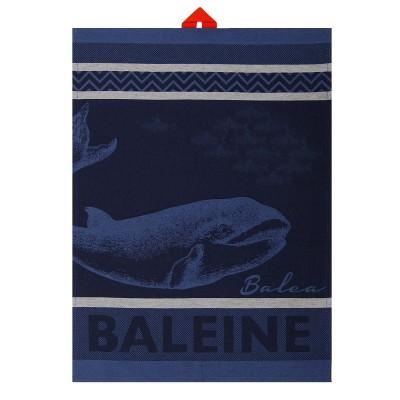 Hand towel Arnaga Baleine Basque - Jean-Vier