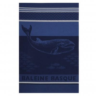 Pano de prato Arnaga Baleine Basque - Jean-Vier