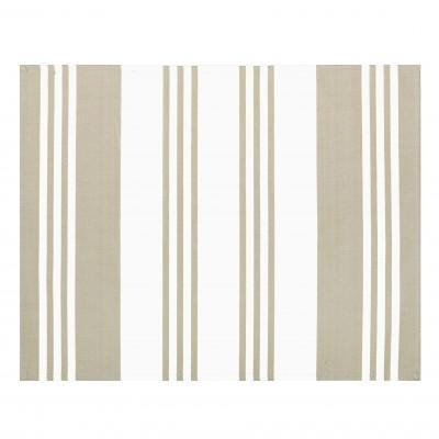 Tischset beschichtet Maia Blanc - Jean-Vier