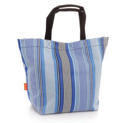 Sac Shopping Olhette Cobalt - Jean-Vier