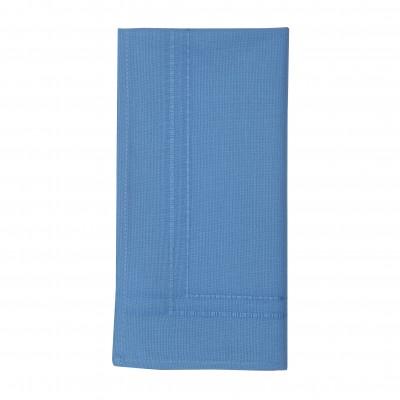 Plain Napkin Ostadar Bleuet - Jean-Vier