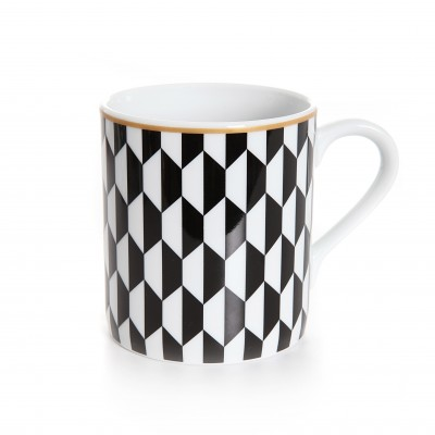 Mug Hiruki Hexagonal - Jean-Vier