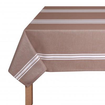 Toalha de mesa St-Jean-de-Luz Ecorce - Jean-Vier