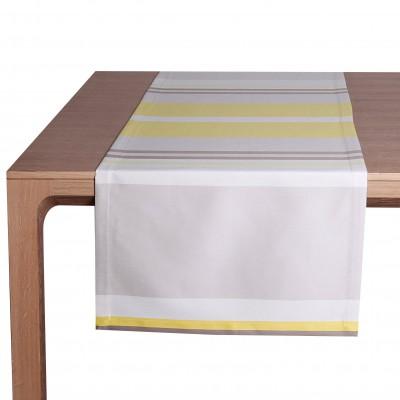 Caminho de mesa Pampelune Soleil - Jean-Vier