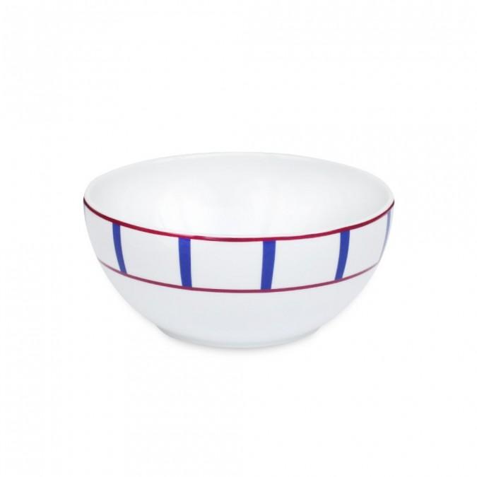 Bowl Amatxi Rouge-Bleu - Jean-Vier