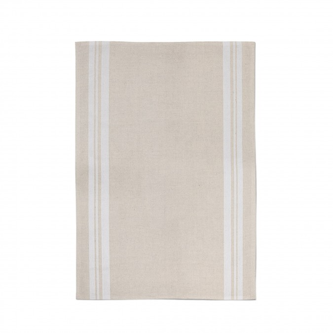Kitchen towel St-Jean-de-Luz Blanc - Jean-Vier