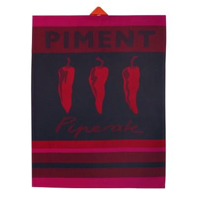 Toalha de mão Arnaga Piments - Jean-Vier