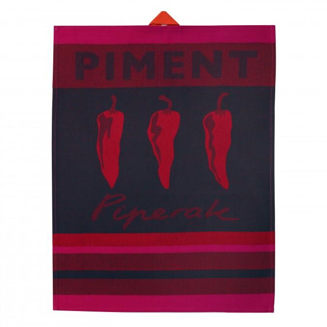 Asciugamano Arnaga Piments - Jean-Vier