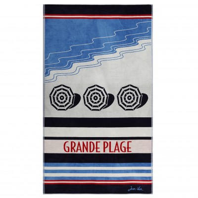 Beach towel Olatua Marine