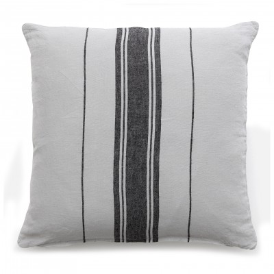 Cushion cover Beaurivage Brume - Jean-Vier