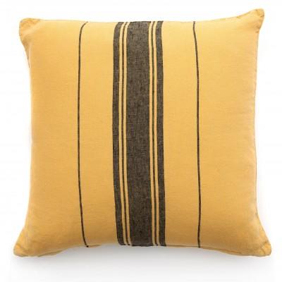 Cushion cover Beaurivage Ambre - Jean-Vier