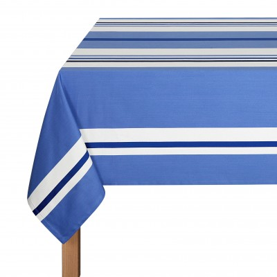 Tablecloth Pampelune Amiral - Jean-Vier