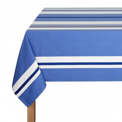 Toalha de mesa Pampelune Amiral - Jean-Vier