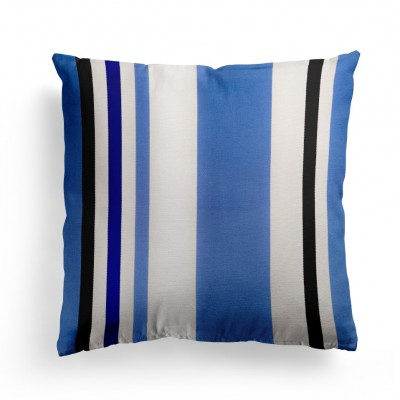 Cushion cover Pampelune Amiral - Jean-Vier
