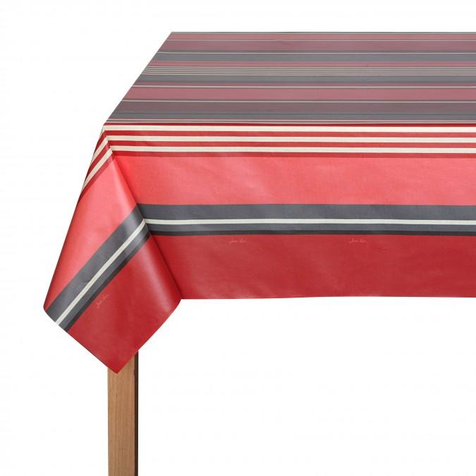 Toalha de mesa emborrachada  Getxo Amarante - Jean-Vier