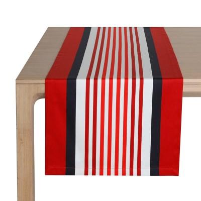 Tischläufer Ainhoa Piment - Jean-Vier