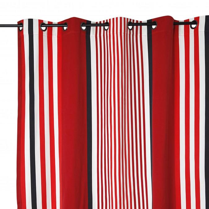 Curtain Ainhoa Piment - Jean-Vier