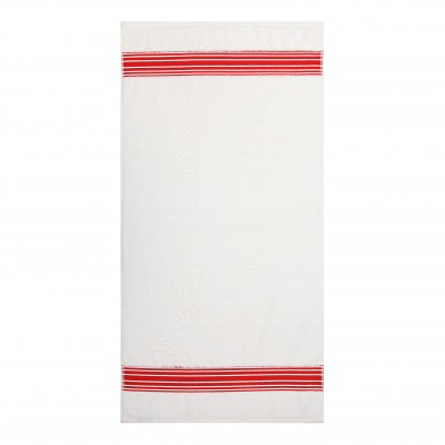 Drap de douche Grand Hotel Rouge Sport