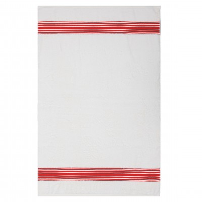 Bath sheet Grand Hotel Rouge Sport - Jean-Vier