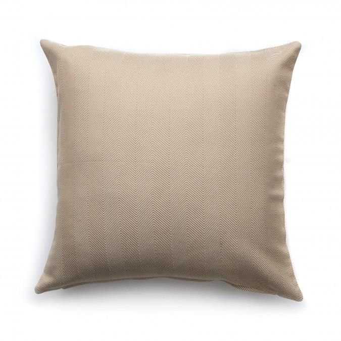 Cushion cover Lanbroa Beige - Jean-Vier