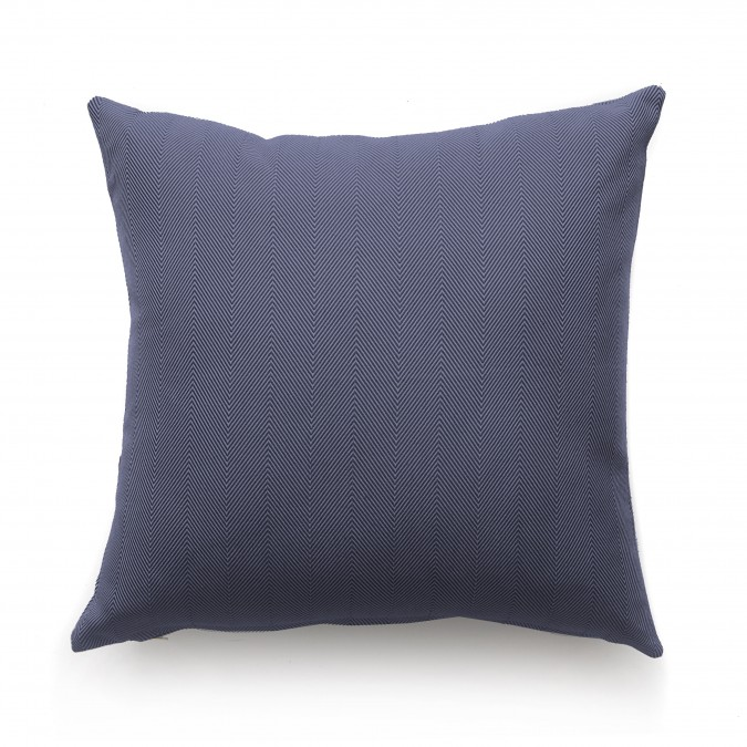 Kissenhülle Lanbroa Bleu - Jean-Vier