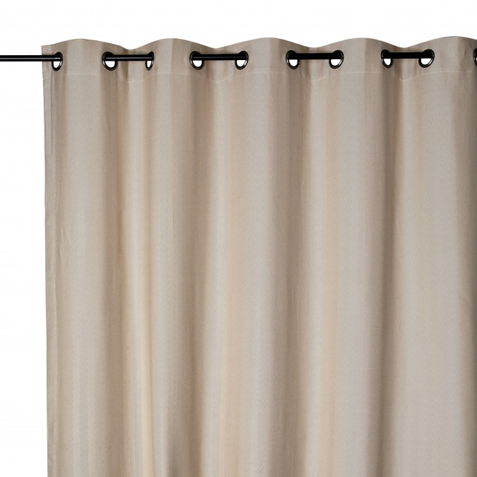 Vorhang Lanbroa Beige - Jean-Vier
