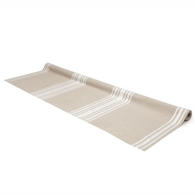 Fabric Saint Jean De Luz Blanc - Jean-Vier